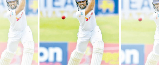 Sri Lanka skipper admits woeful batting costs Test