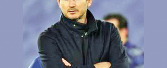 Chelsea sacks manager Lampard