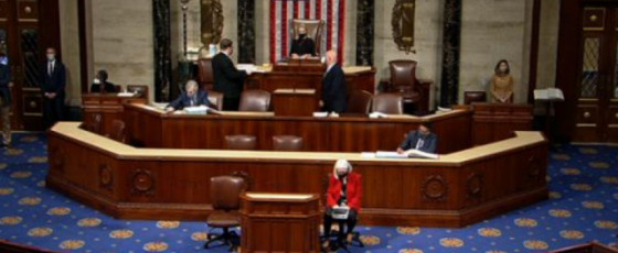 US House of Representatives release Articles of Impeachment against Trump