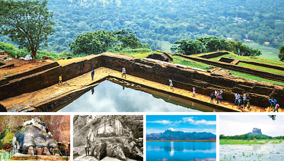 In Search of the Lion at Sigiriya