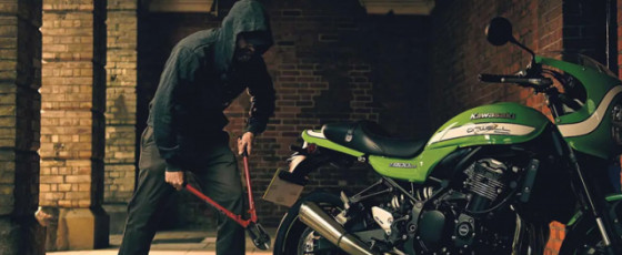 Motorcycle  thefts on the rise