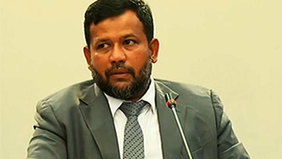 Bathiudeen voices grievances of displaced voters