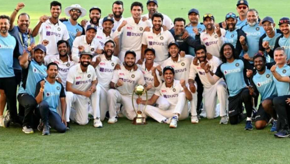 Rishabh Pant leads India to historic win
