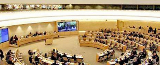 Zero draft resolution urges respecting Int'l Laws