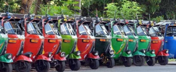 SL Police to purchase 2000 three-wheelers