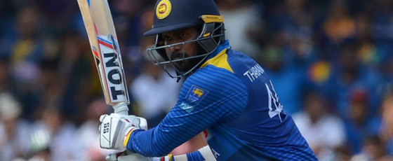 Tharanga joins Sri Lanka Legends