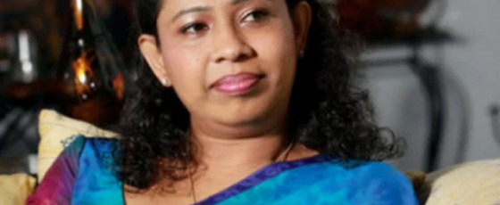 Pavithra back in the saddle