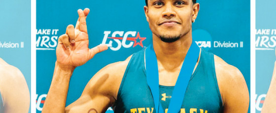Ushan shatters SL indoor record