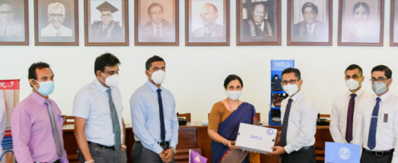 DSI signs MoU with Colombo University Faculty of Medicine