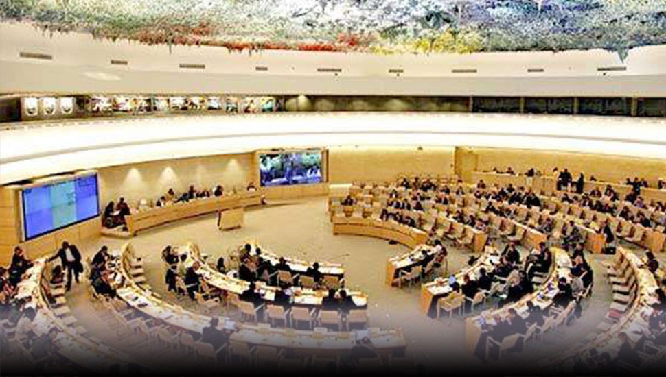Holding UNHRC sessions online: Sri Lanka Objects
