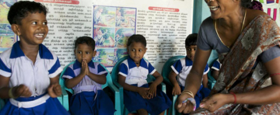 GoSL Plans to Expand Preprimary Education – WB