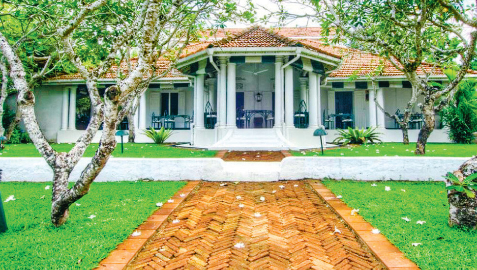 Heritage Homes  Converted  to Boutique Hotels