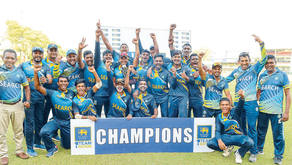 All Round Performance Helps Lankan CC Claim Title