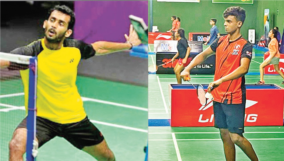 Ashini upsets title-holder Dilmi at SLB Nationals