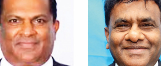 Shammi, Mathivanan Top Contenders for Presidency