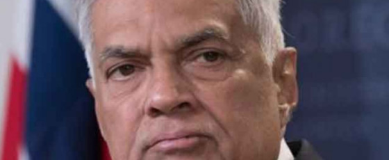 Withdrawal of projects with India, Japan & U.S. is a mistake : Ranil