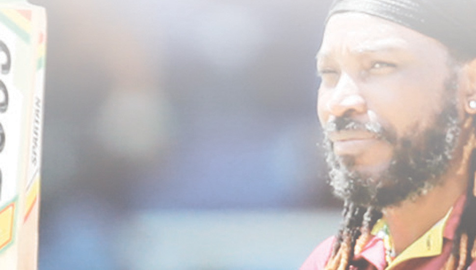 Gayle set for T20I return