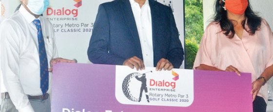 Dialog enterprise Rotary Metro Par 3 Golf Classic tees off on 13 March