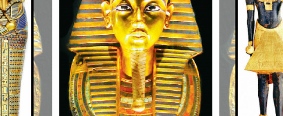 The Lost Treasure of the Golden Pharaoh