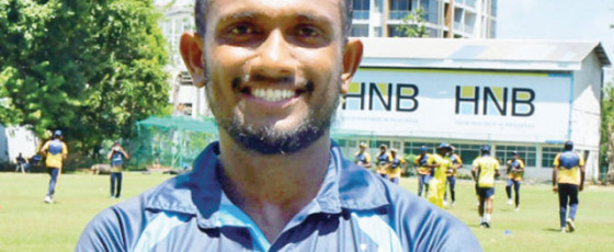 Ishan guides Ragama CC to victory with hat-trick