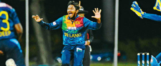 Pollard hits 6 sixes in an over: Dananjaya Goes From Hero To Zero