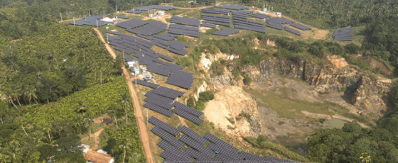 Panasian Power commissions Solar Project worth Rs 420M