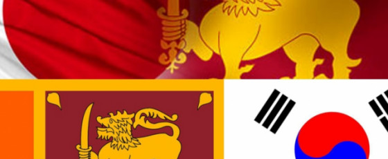 SL to enhance bi-lateral relations with Korea and Japan