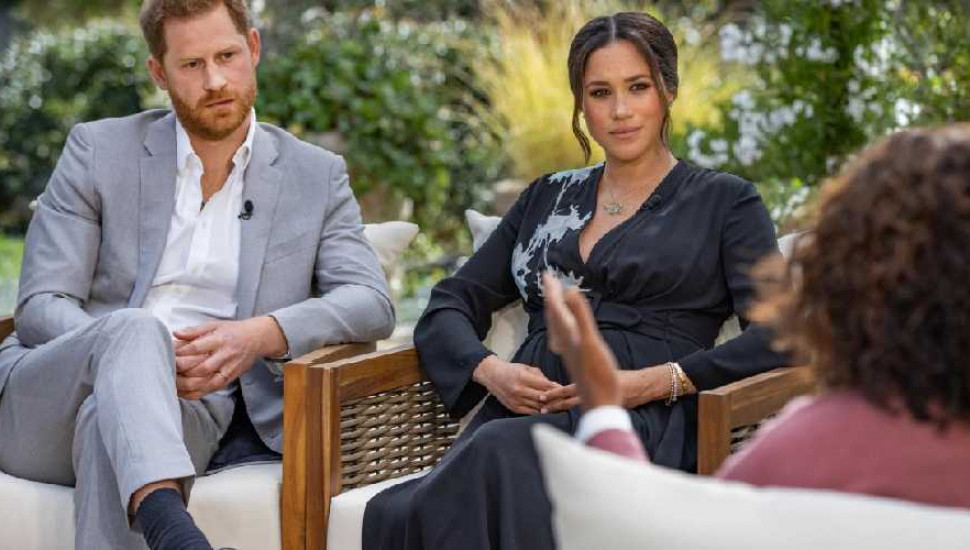 Meghan Markle accuses UK royals of racism