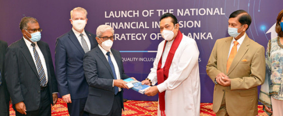 CBSL and IFC launch country's first NFIS