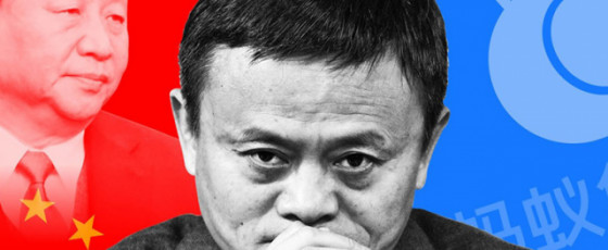 Jack Ma Loses Title as China's Richest Man