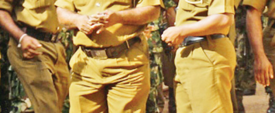 Prison Officers to get increments