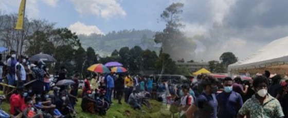Nuwara Eliya populated despite health warnings