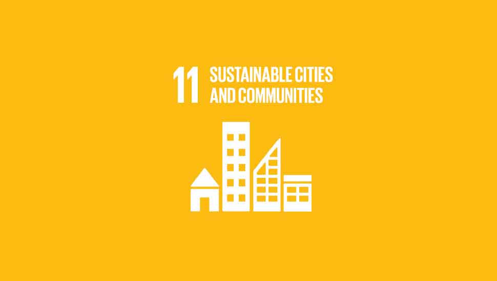 SDG #11 Transforming How We Build and Manage Cities