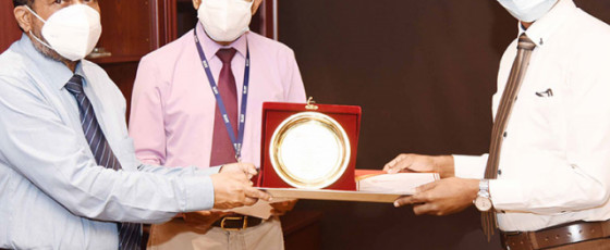 SLIIT hosts Annual Reviewing Research Colloquium virtually