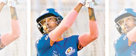 MI cautious of Hardik's workload