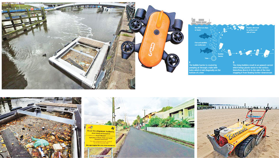 Cleaning Up the Ocean: Technology to the Rescue