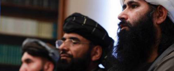 Global Terror and Taliban's Return