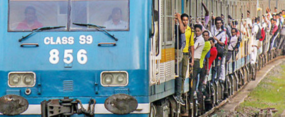 Rail Dept transfers six juniors on disciplinary grounds
