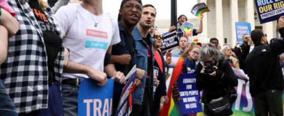 Trans rights for teens: Arkansas at forefront of US fight