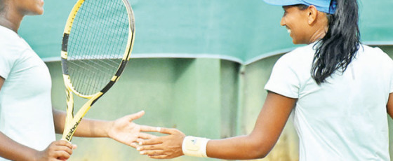 HNB-HUTCH Clay Court Nationals: Janali, Savini take women's doubles honours