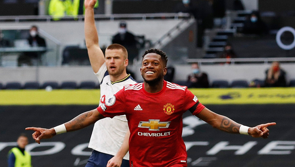 Manchester United Beat Spurs
