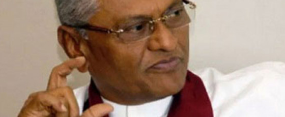 Certain officials duped Sirisena into signing doc – Chamal