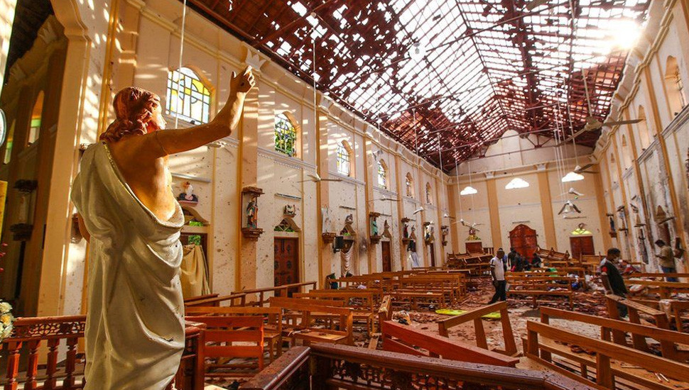 Seeking compensation for 21/4 blast victims: Over 400 cases filed in Negombo DC