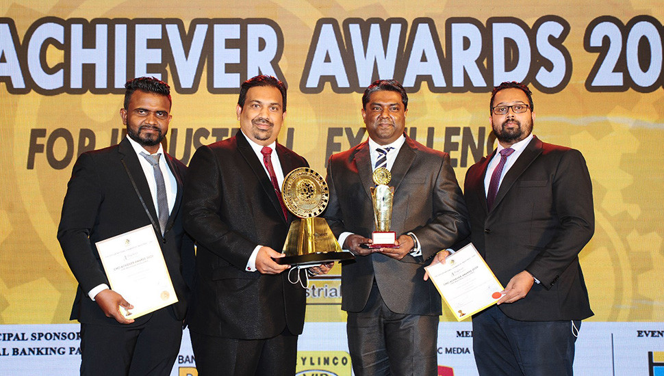 CNCI Achiever Awards 2020: Lanka SSL bags National Gold Award