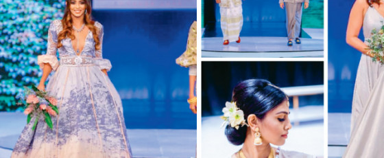 Colombo Fashion Week Bridal