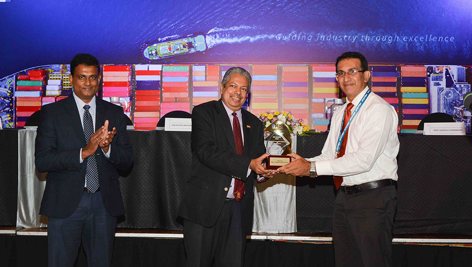 Spectra named Best Container Depot for Import and Export