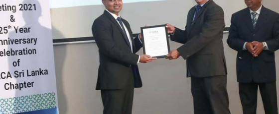 BOC Recognised for Contribution to GRC Sector