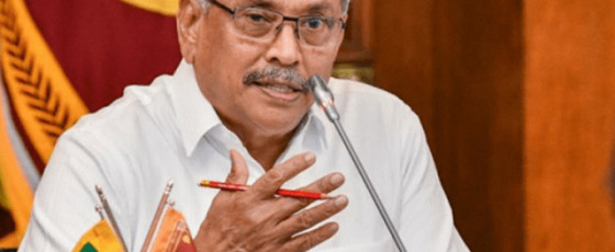 Vaccination only solution against COVID-19: President