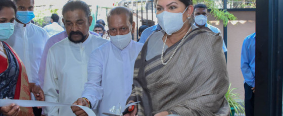 Rosy opens Ayur Centre