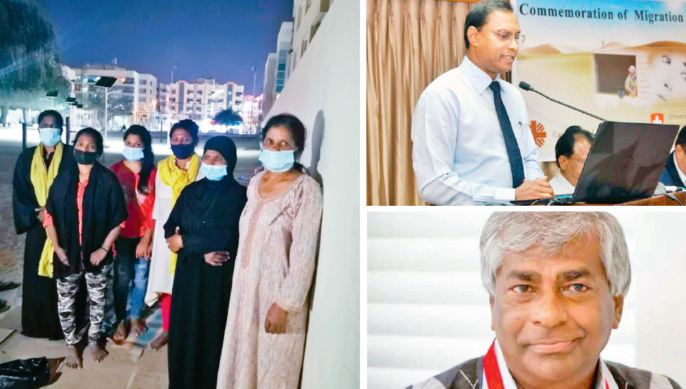 Shortage of SLBFE Officers  in Middle East SL Missions